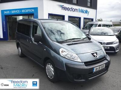 2009 Peugeot Expert 16 HDI Wheelchair Accessible Car