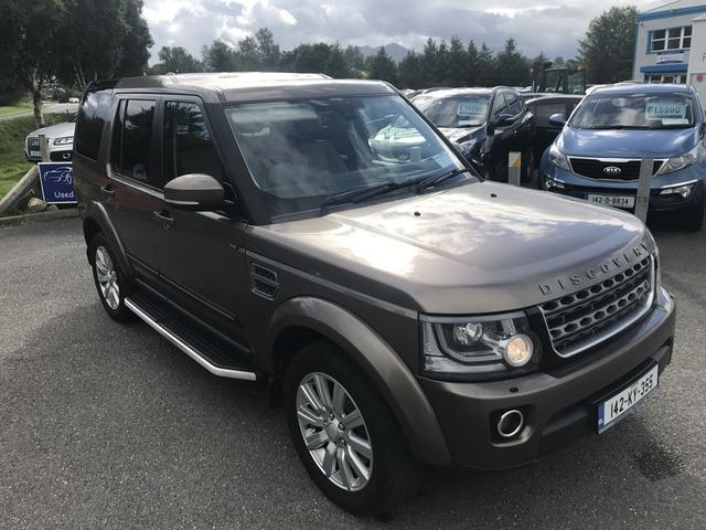 2014 Land Rover Discovery - Image 1