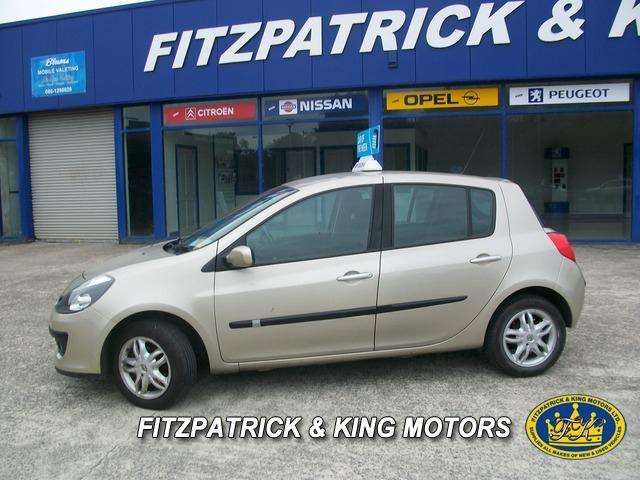 2007 Renault Clio - Image 3