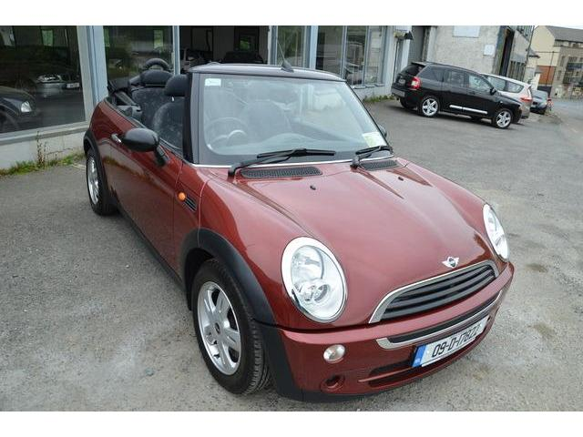 2009 Mini One 1.6 Petrol