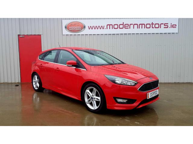 2015 Ford Focus 1.5 TDCI ZETEC S 120PS