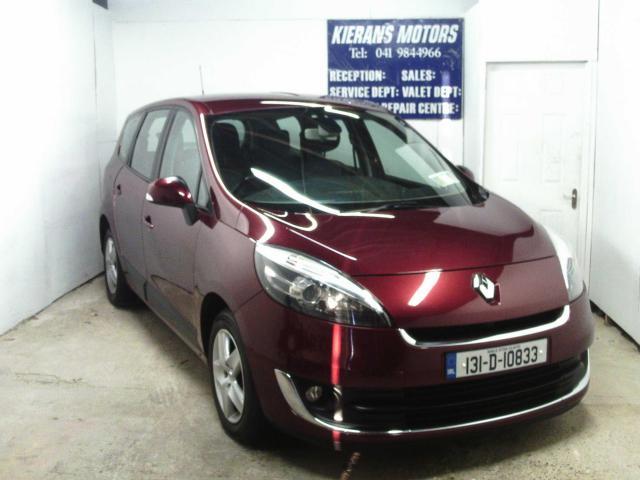 2013 Renault Grand Scenic 1.5 Diesel