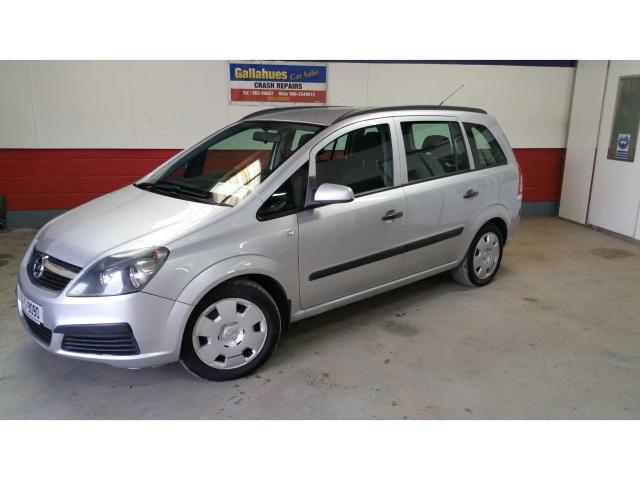 2007 Opel Zafira - Image 1