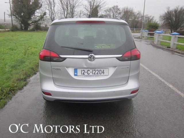 2012 Vauxhall Zafira Tourer - Image 6