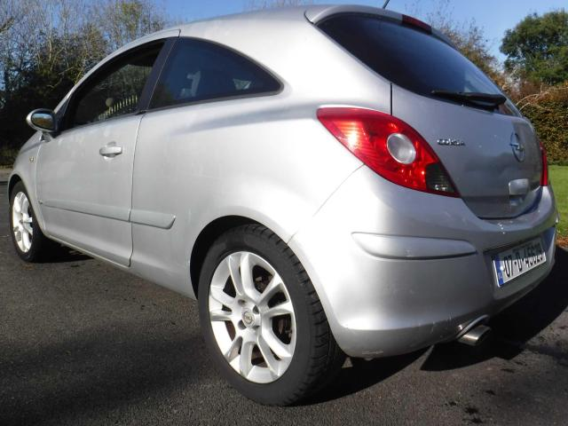 2007 Opel Corsa - Image 8