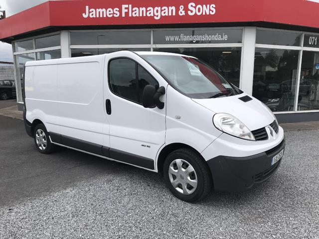 2011 Renault Trafic LL29 115BHP DCI 5DR