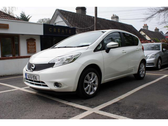 2014 Nissan Note 1.2 Petrol