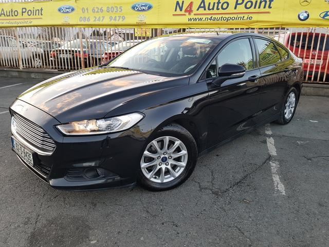N4 Autopoint 2015 Ford Mondeo