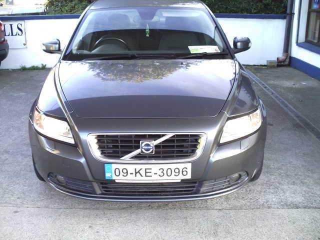 2009 Volvo S40 1.6D SE 04DR