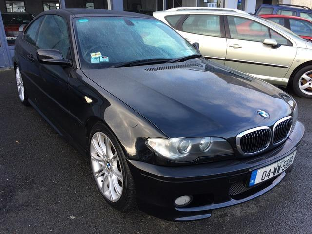 2004 BMW 330 2.9 Diesel