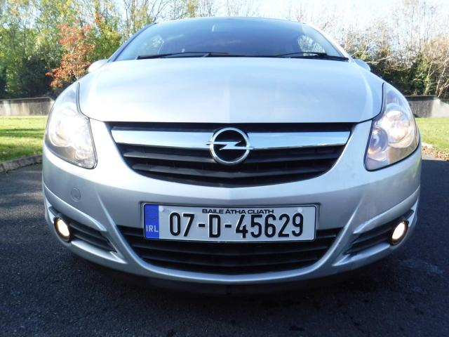 2007 Opel Corsa - Image 3