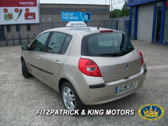 2007 Renault Clio - Image 7