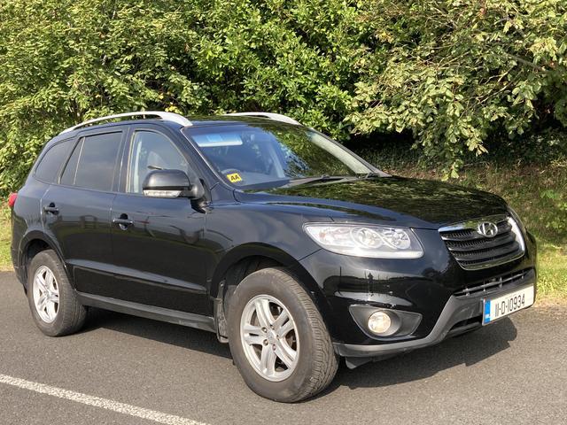 2011 Hyundai Santa Fe 2.0 Diesel