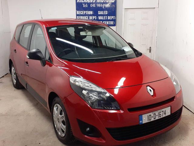 2010 Renault Grand Scenic 1.5 Diesel