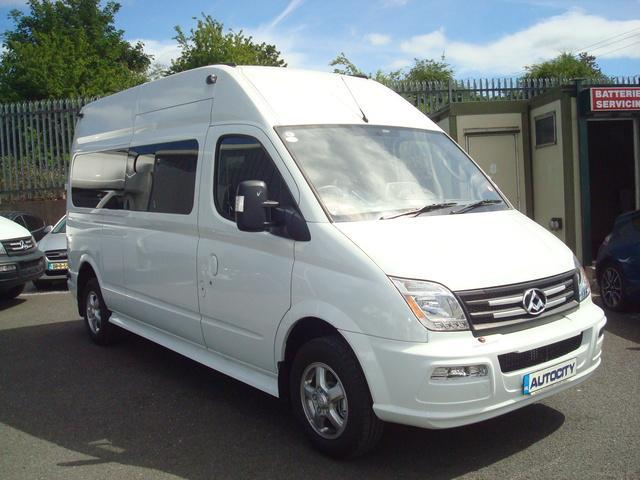 2018 LDV V80 14 Seater Bus From €39500