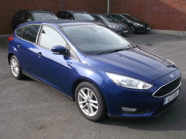 2016 Ford Focus 1.5 TDCI STYLE 95PS