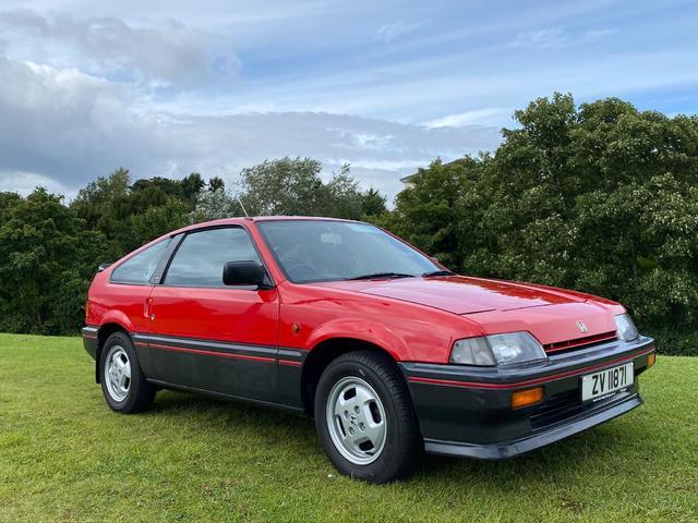 1985 Honda CR-X Mk1