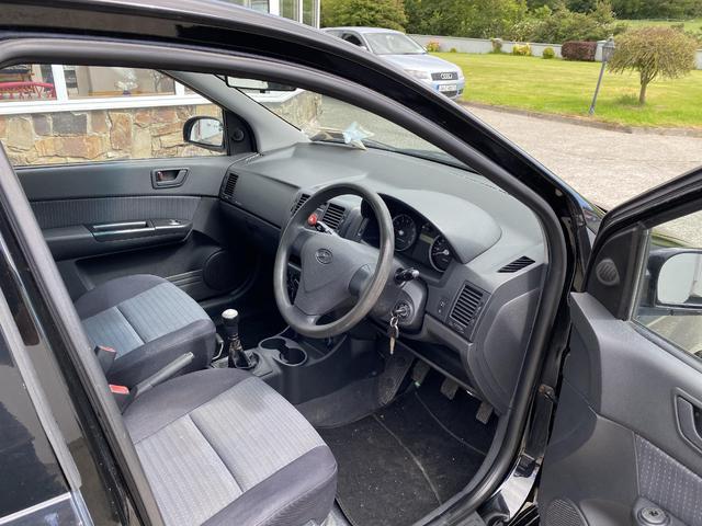 2008 Hyundai Getz - Image 7