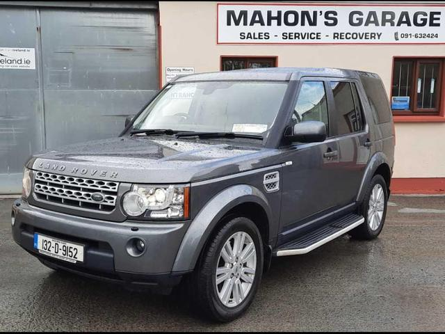 2013 Land Rover Discovery SOLD SOLD