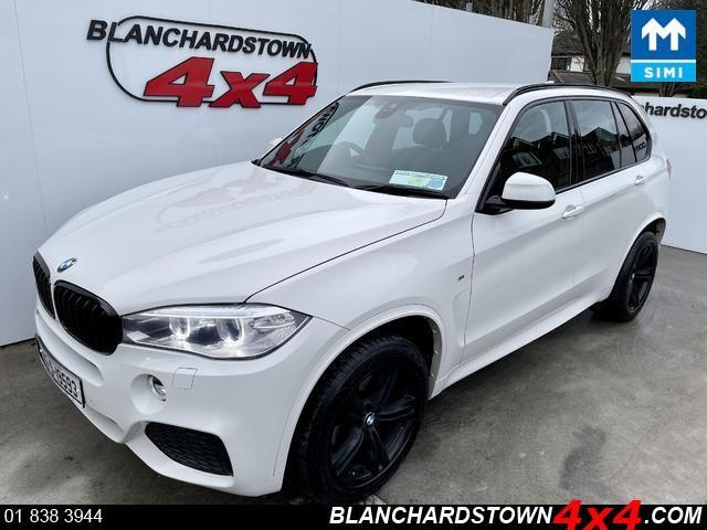 2014 BMW X5 XDrive25d MSport
