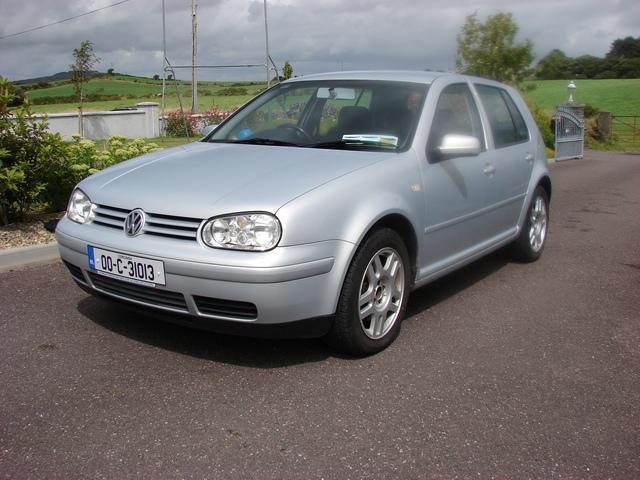 2000 Volkswagen Golf - Image 2