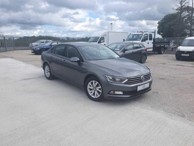 2017 Volkswagen Passat 1.6 Tdi, Se.