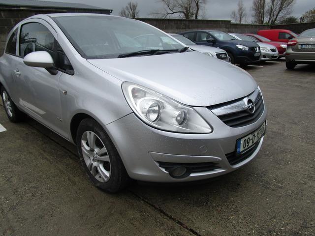 2009 Opel Corsa - Image 2