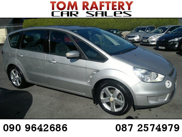 2006 Ford S-Max 1.8TDCI TITANIUM 6 SPEED NCT 7seater  125PS