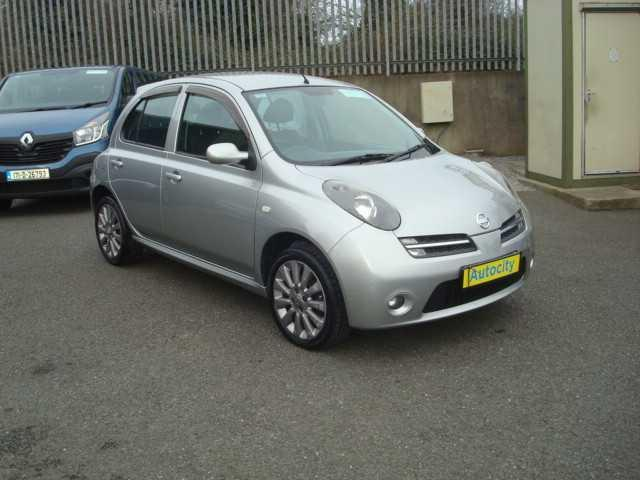 2007 Nissan Micra 1.2 Sport + 5DR NCT 8/20
