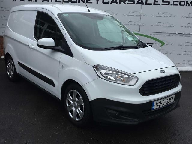 2014 Ford Transit Connect 1.5 Other