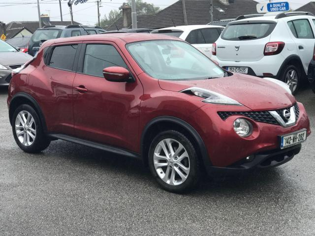 2014 Nissan Juke 1.2 Petrol