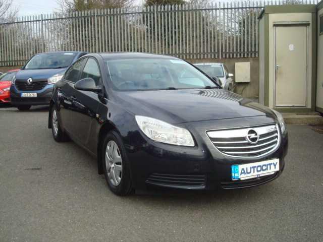 2010 Opel Insignia S 2.0cdti 130PS ECO NCT7/20 TAX 9/20