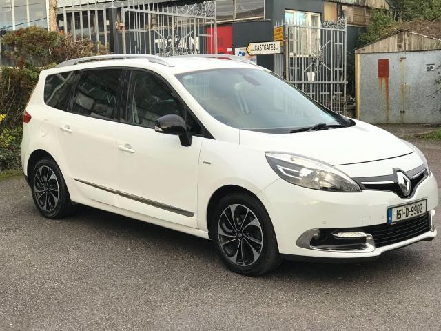 2015 Renault Grand Scenic 1.5 Diesel