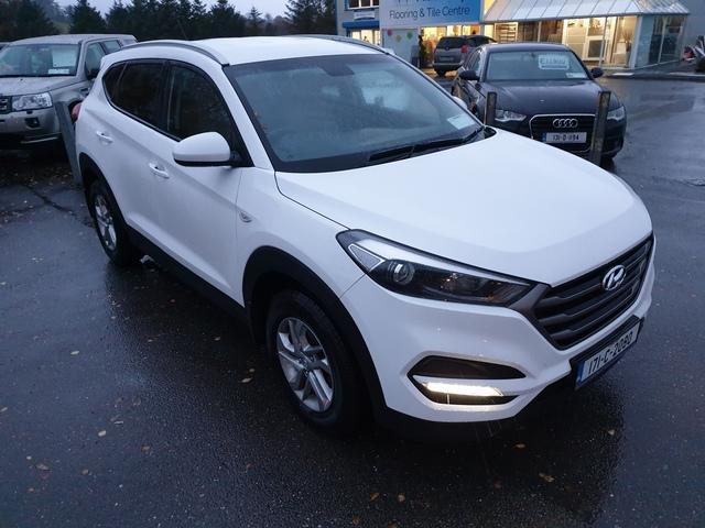 2017 Hyundai Tucson - Image 8