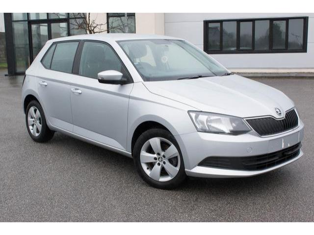 2016 Skoda Fabia 1.4 TDI CR SE 90PS