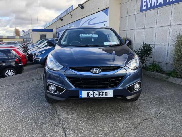 Evra Motors - 2010 Hyundai ix35