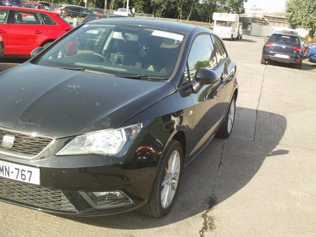 2015 SEAT Ibiza 1.4 Toca 85PS 3DR
