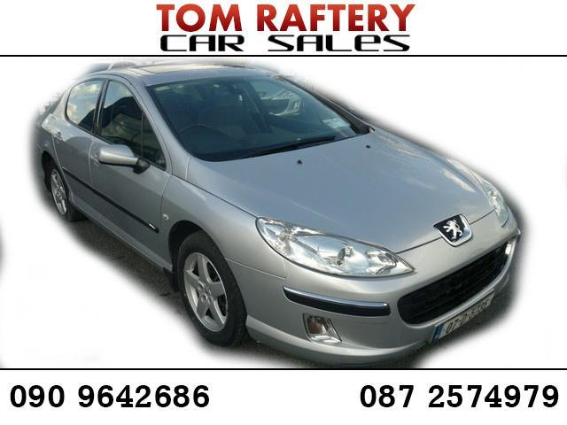 2007 Peugeot 407 1.6 HDI ST *NCT 01-20*