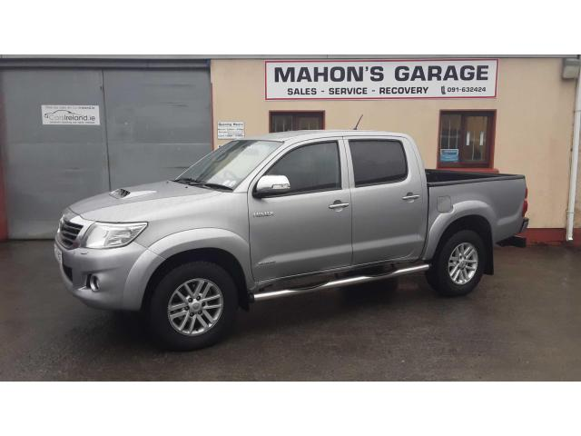 2015 Toyota Hilux 3.0 Other