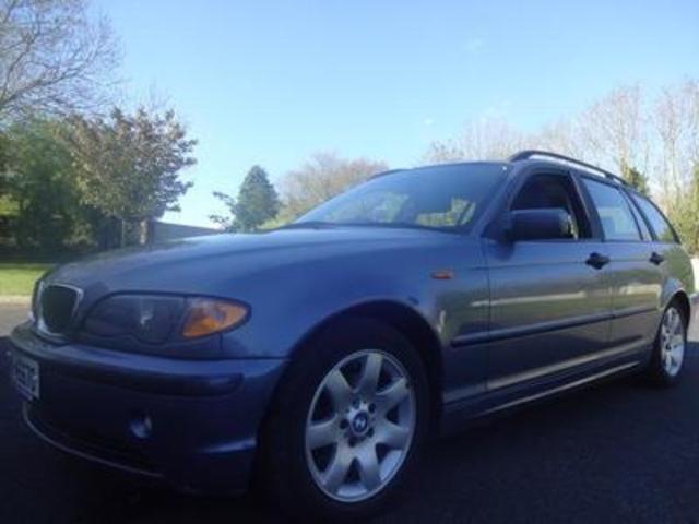 2002 BMW 318 2.0 Petrol