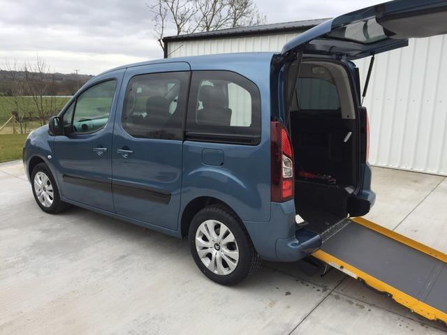 2013 Citroen Berlingo Multispace 1.6 Diesel