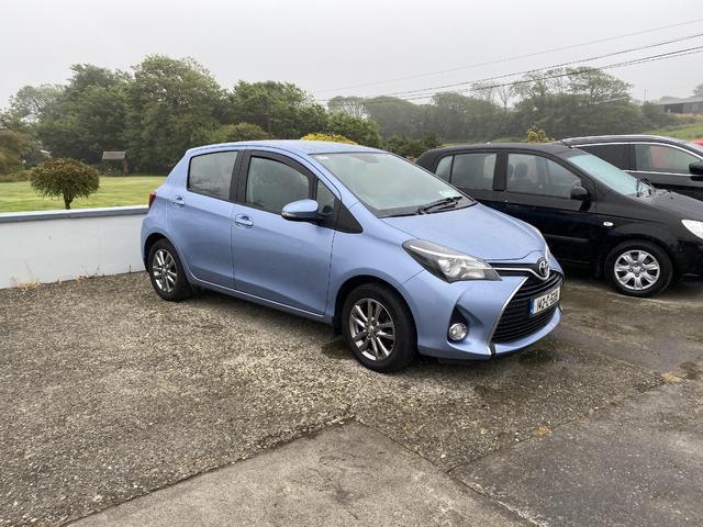 2014 Toyota Yaris 1.33 VVT-i Icon