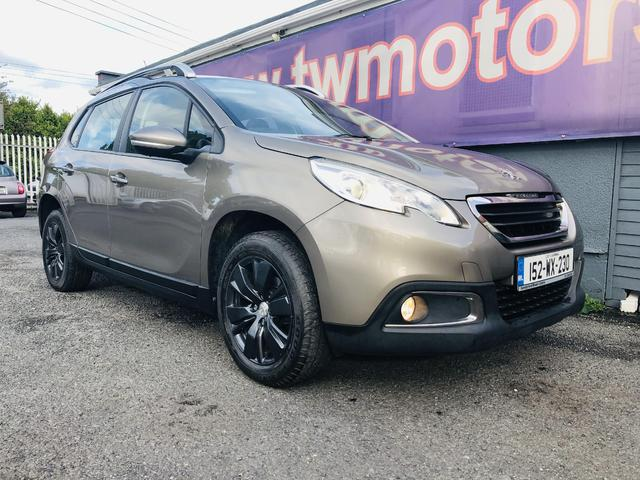 2015 Peugeot 2008 ACTIVE 1.4 HDI 4DR