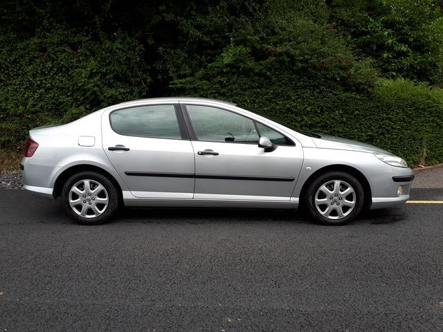 2006 Peugeot 407 1.8 SR