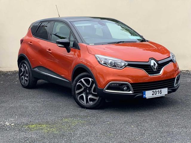 2016 Renault Captur 1.5 Diesel