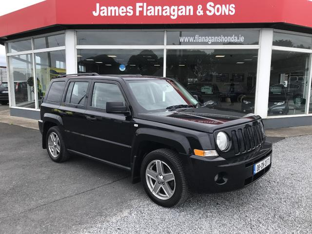 2008 Jeep Patriot 2.0 Diesel