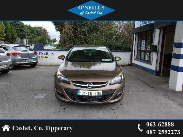2013 Opel Astra - Image 2