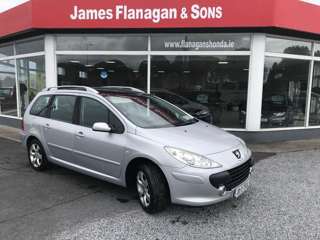 2008 Peugeot 307 1.6 HDI SW S 90 5DR