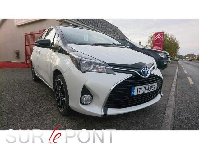 2017 Toyota Yaris 1.5 Hybrid