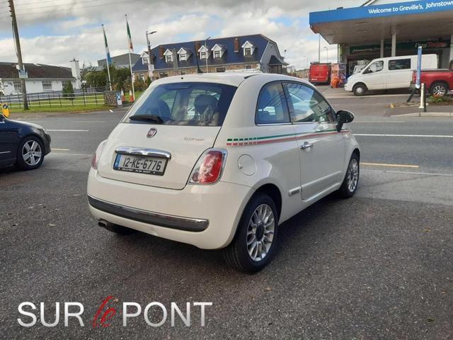 2012 Fiat 500 - Image 8